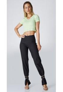 Calça Jeans Use Jeans Express Cintura Alta Social - Feminino