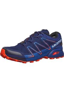 Tênis Speedcross Vario Gtx Masculino Azul 40 - Salomon