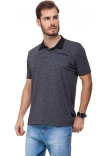 Camisa Manga Curta Bgo Bgm33499-36116 Marrom