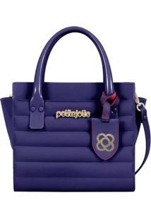 Bolsa Petite Jolie Love Bag Navy T Un