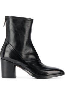 Alberto Fasciani Ankle Boot Ursula - Preto