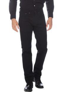 Calça Jeans Levis 505 Regular Preto