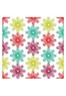 Papel De Parede Autocolante Rolo 0,58 X 5M - Floral 210218