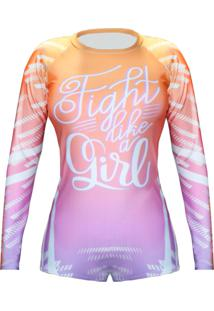 Body Fight Like A Girl Spartanus Fightwear