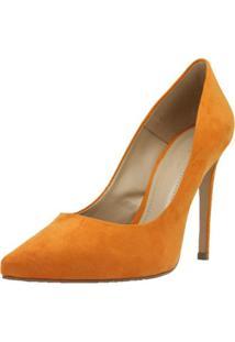 Sapato Scarpin Shepz Camurça