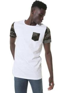 Camiseta Oakley Esp Omd Camo Masculino - Masculino