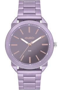 Relógio Euro Feminino Color Spray Eu2035Ysi/4G