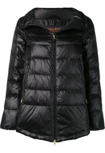 Woolrich Classic Padded Jacket - Preto