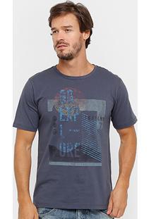 Camiseta Timberland Go Explore Masculina - Masculino