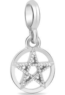Pingente Life Pentagrama
