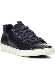 Sapatênis Shoestock Neoprene Couro Masculino - Masculino
