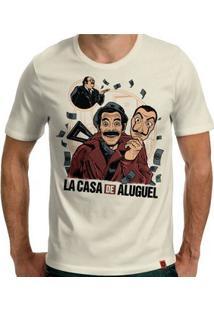 Camiseta La Casa De Aluguel