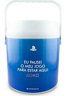 Cooler Playstation 7 Latas