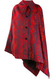 Vivienne Westwood Pelerine Clássica - Vermelho