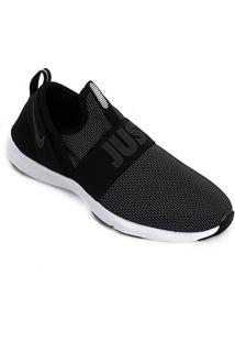 Tênis Nike Flex Motion Trainer Feminino - Feminino-Preto+Cinza