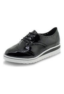 Sapato Feminino Oxford Beira Rio - 4174727