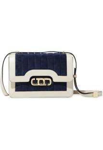 Marc Jacobs Bolsa Tiracolo The J Link - Branco