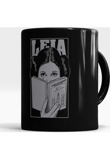 Caneca Leia
