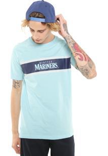 Camiseta New Era Seattle Mariners Azul