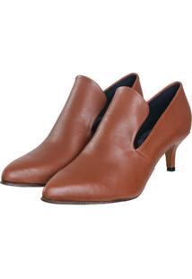 Scarpin Sapatos Elisa Marchi Vintage Pumps Marrom