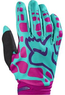 Luva Fox Dirtpaw Woman 17 Roxo/Rosa
