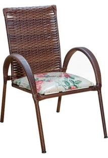 Cadeira Giovana Marrom I