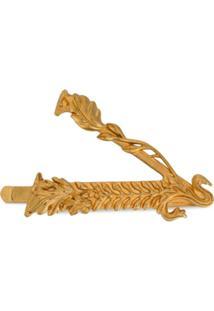 Versace Acessório Para Cabelo - Dourado
