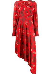 Dodo Bar Or Vestido Melody - Vermelho