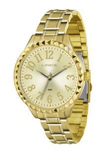 Kit Relógio Feminino Lince Lrg4311L Kb00C2Kx