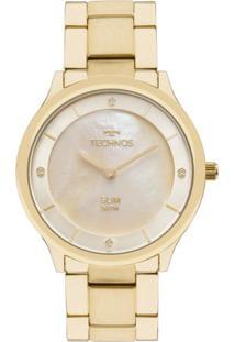 24b766699c5 Relógio Technos Feminino Ladies Gl20Hf 4X