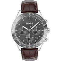 666fc5f938870 Relógio Hugo Boss Masculino Couro Marrom - 1513598 Vivara