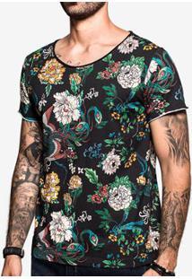 Camiseta Hermoso Compadre Japanese - Masculino-Preto