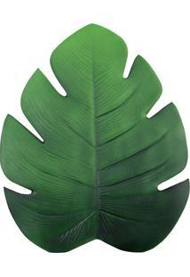 Jogo Americano Full Fit Dynasty Folhagem Plástico Verde 46X36Cm 1 Peça