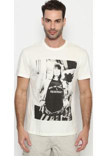 """Camiseta """"Who The Fuck Is Reserva?"""" - Off White & Pretareserva"""