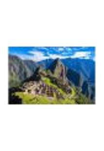 Painel Adesivo De Parede - Machu Picchu - Peru - 794Pnp