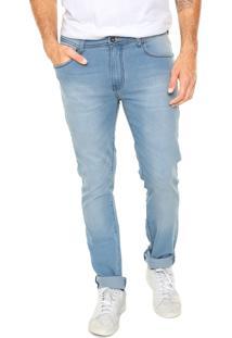 Calça Jeans Timberland Reta Dark Sap Azul