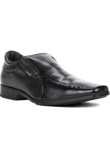 Sapato Casual Masculino Pegada Preto