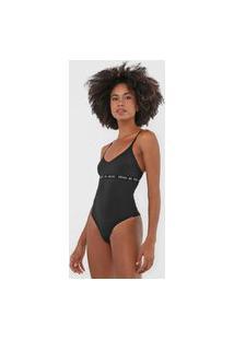 Body Colcci Underwear Lettering Preto