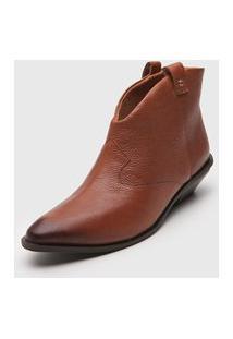Ankle Boot Dumond Fosca Caramelo