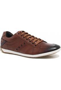Sapatenis Zariff Shoes Casual Couro