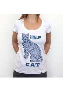 Smelly Cat - Camiseta Clássica Feminina