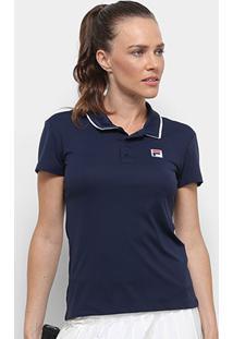 bc048eb969e36 Camisa Pólo Fusi Poliamida feminina