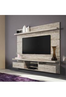 Painel Para Tv 55 Polegadas Livin Aspen 181 Cm