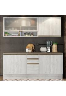 Cozinha Modulada Itália A2193 - Casamia Elare