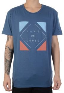 Camiseta Hang Loose Geoloose - Masculino