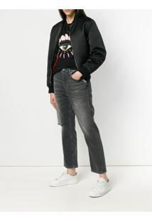 Diesel Calça Jeans Reta 'Aryel 084Vk' - Cinza