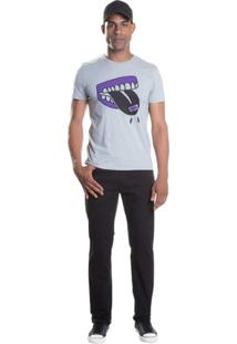 Jeans 541 Athletic Straight Levis - Masculino-Preto