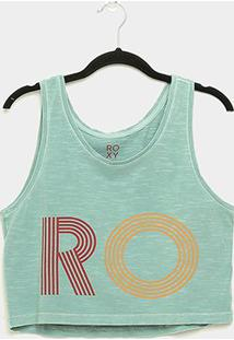 Regata Roxy Side Girl Feminina - Feminino