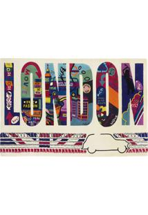 Tapete Citta London Branco