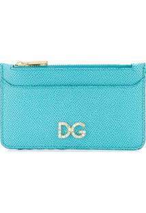 Dolce & Gabbana Carteira Dg - Azul
